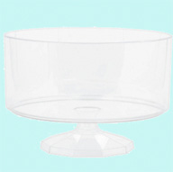 Trifle Container Medium Plastic
