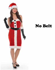 Jolly Holly Costume