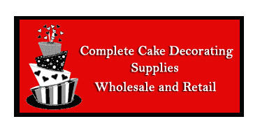 Complete Cake Decorating Supplies