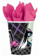Monster High 266ml Cups