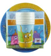 Adventure Time 40pce Party Pack