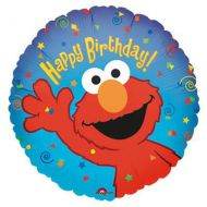 "Elmo Birthday 18"" Balloon"
