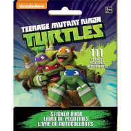 Teenage Mutant Ninja Turtle Sticker Booklet