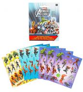 Avengers Sticker Booklet