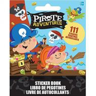 Pirate Adventures Sticker Booklet