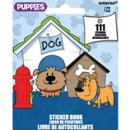 Puppies Sticker Booklet