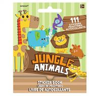 Jungle Animals Sticker Booklet