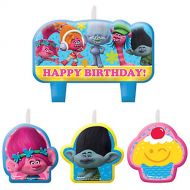 Trolls Candle Set