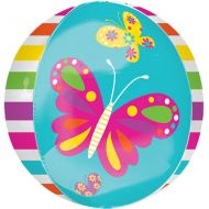 Orbz Spring Butterfly Balloon