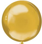 Orbz Gold Balloon