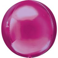 Orbz Bright Pink Balloon
