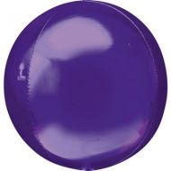 Orbz Purple Balloon