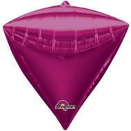 Diamondz Bright Pink Balloon