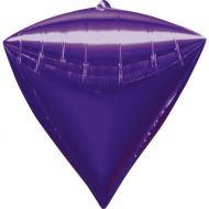 Diamondz Purple Balloon