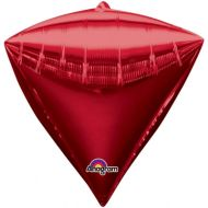 Diamondz Red Balloon