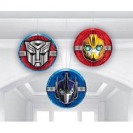 Transformers Honeycomb Hanging Dec