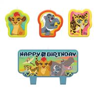 Disney Lion Guard Candle Set